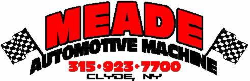 Meade Automotie Machine Logo